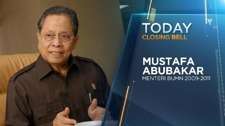 Simak penuturan Menteri BUMN periode 2009-2011 Mustaba Abubakar via channel box berikut atau channel Transvision 805.