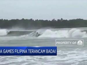 Badai Filipina Hantui Pergelaran SEA Games 2019