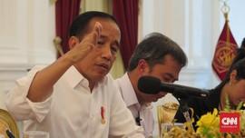 Jokowi Minta Kapolri Ungkap Kasus Novel dalam Hitungan Hari