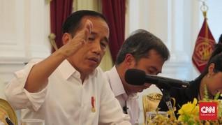 Jokowi Titahkan Menterinya Kerek Nilai Jual Produk Pertanian