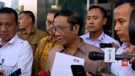 VIDEO: Mahfud MD: Pelaporan LHKPN Cukup Rumit