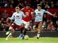 Hasil Liga Inggris: MU vs Aston Villa Imbang 2-2