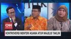 VIDEO: Kontroversi Menteri Agama Atur Majelis Taklim (3/3)