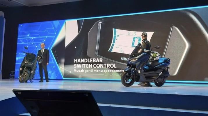 Penampakan Yamaha NMax Terbaru, Harganya Rp 30 Jutaan?