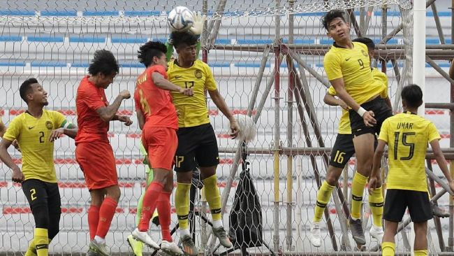 Pelatih Malaysia: Gagal ke Semifinal SEA Games Bukan Kiamat