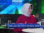Ekonom Sebut Inflasi Berada Dalam Kerangka Ekspektasi Negatif