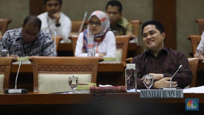 Atur Anak & Cucu Usaha BUMN, Erick Thohir Siapkan Permen