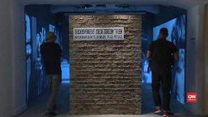 VIDEO: Menengok Museum Holocaust di Argentina