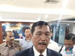 Dirut Garuda Dipecat, Luhut: Kami Dukung Menteri BUMN