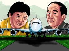 Gertak RI ke Eropa: Sawit Dihadang, Pesanan Airbus Terancam