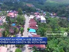 Indonesia Pilih AIIB Biayai Ibu Kota Baru