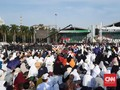 Lewat Video, Rizieq Sampaikan 5 Amanat ke Massa Reuni 212
