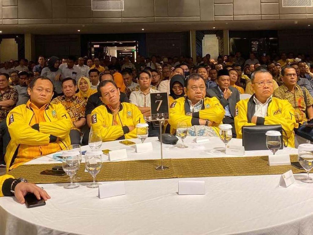 Ketua DPP Partai Golkar Meutya Hafid, mengatakan seluruh peserta Munas sudah hadir di Jakarta. Pool/Golkar.
