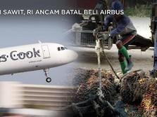 Ini Jawaban Eropa Soal RI Boikot Airbus Karena 'Bully' CPO