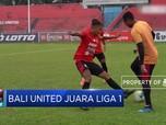 Bali United Juara Shopee Liga 1 Usai Hajar Semen Padang 2-0