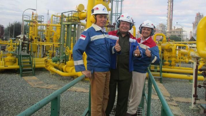BPH Migas terus mendorong terwujudnya Pembangunan Pipa Gas Bumi Trans Kalimantan.