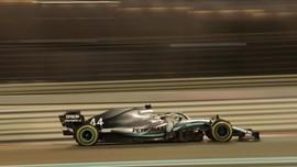 Klasemen Akhir F1 2019: Hamilton Koleksi 413 Poin