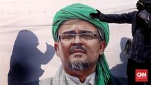 Rizieq Shihab Serukan Ormas Islam Bantu Anies Basmi Corona
