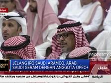 Jelang IPO Saudi Aramco, Arab Saudi Geram dengan OPEC+
