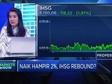 IHSG Menguat 1,97%, Window Dressing Sudah Dimulai?