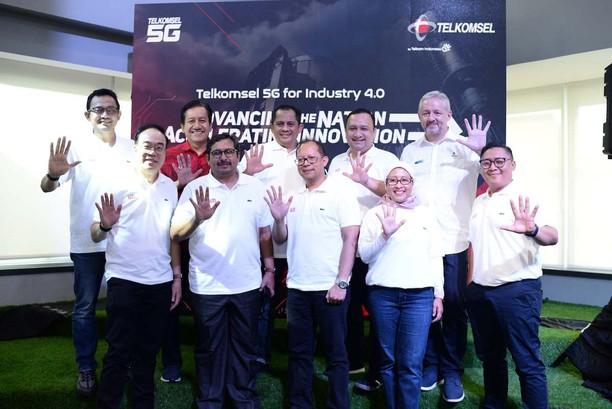 Ericsson Uji Coba 5G Telkomsel di Batam