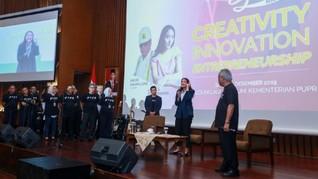 Menteri PUPR: SDM Milenial Harus Inovatif untuk Jadi Pemimpin