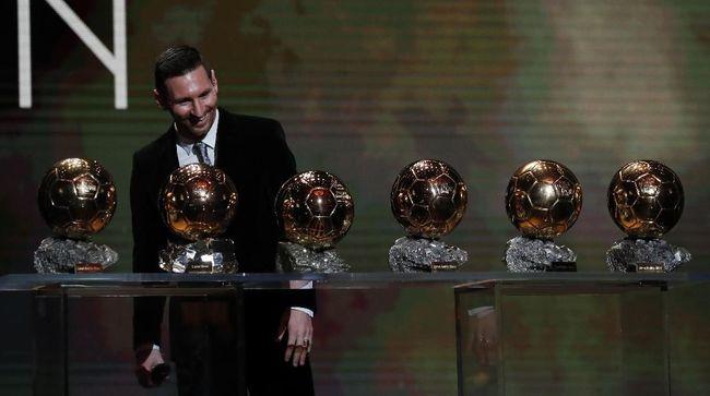 2 'Dosa' Messi di Balik Kemenangan Ballon d'Or 2019