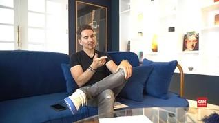 VIDEO: Ritual Jorge Lorenzo Sebelum Balapan di MotoGP