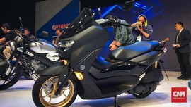 Yamaha Masih Bungkam soal Harga Nmax 2020 Varian Teratas