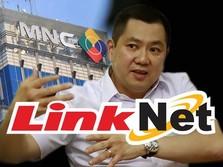 Sempat Heboh Mau Akuisisi Link Net, Seriuskah Pak Hary Tanoe?