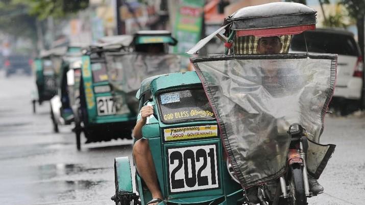 Dahsyatnya Badai Kammuri di Filipina, SEA Games pun Ditunda