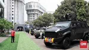 FOTO: Industri Alat Pertahanan dan Keamanan Indonesia