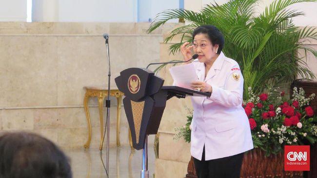 Megawati: Ada Letkol Tanya Sukarno Pengkhianat atau Bukan