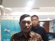 Darmawan Prasodjo Wadirut PLN, Ada Campur Tangan Luhut?