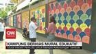 VIDEO: Kampung Berhias Mural Edukatif