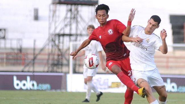 Indonesia All Star Kalah dari Real Madrid Lewat Drama 9 Gol