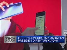 Presiden Direktur Xiaomi Mengundurkan Diri