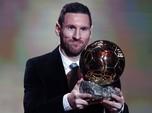 Messi Jadi Atlet Terkaya di Bumi, Setelah Itu Siapa Lagi?