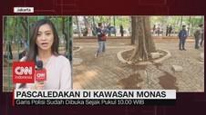 VIDEO: Situasi di TKP Usai Ledakan Monas