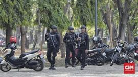Ada Ledakan di Monas, Pengamanan Jokowi Tak Ditambah