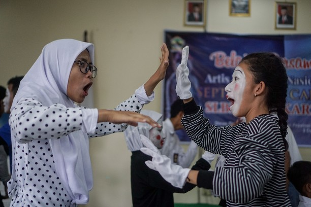 Ragam Aksi Para Difabel Nusantara Peringati Hari Disabilitas