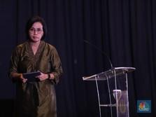 Sri Mulyani Buka Suara Soal Harley Cs Ilegal Diangkut Garuda