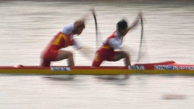 Tim Dayung Cemaskan Target Medali di SEA Games Akibat Badai