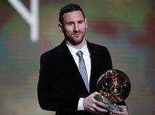 Messi Mau Resign dari Barcelona, Peminat Bayar Rp 12 T!