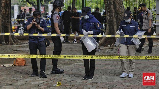 Granat Meledak di Monas, Netizen Ucapkan Duka