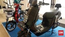 Konsumen Kendaraan Listrik Jakarta Keluhkan Masih Kena Pajak