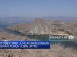 Oktober 2019, Kunjungan Wisatawan Mancanegara Merosot 3,28%