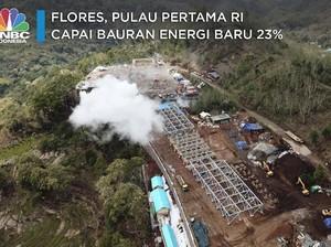 Tahun Depan Flores Capai Bauran Energi Baru 23%