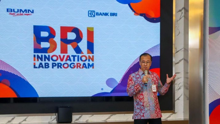 Gandeng Start Up, Strategi BRI Wujudkan Integrated Financial Solution