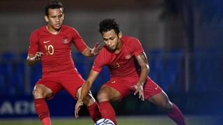 Live Streaming Timnas Indonesia vs Laos di SEA Games 2019
